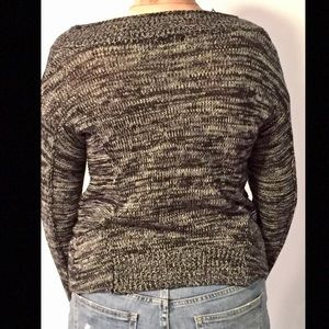 byCORPUS Sweaters - Grey space-dyed sweater sz M
